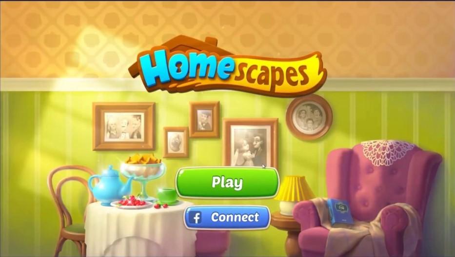 Comment jouer a Homescapes sur pc