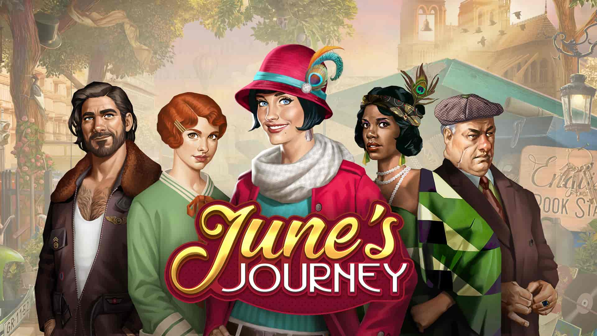 Télécharger June's Journey Hidden Object pour pc