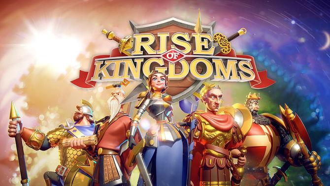 Telecharger Rise of Kingdoms pc