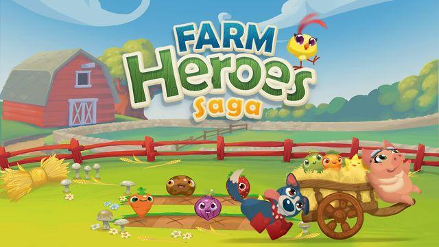 Telecharger Farm Heroes Saga Gratuit Pour PC
