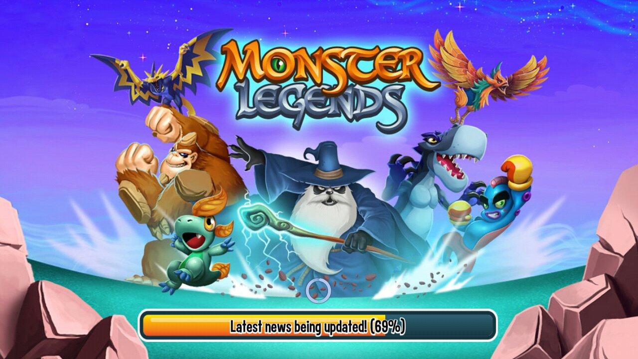 Telecharger Monster Legends Gratuit