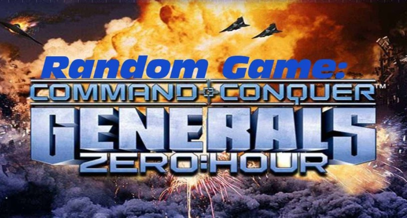 Command and Conquer Generals Telecharger
