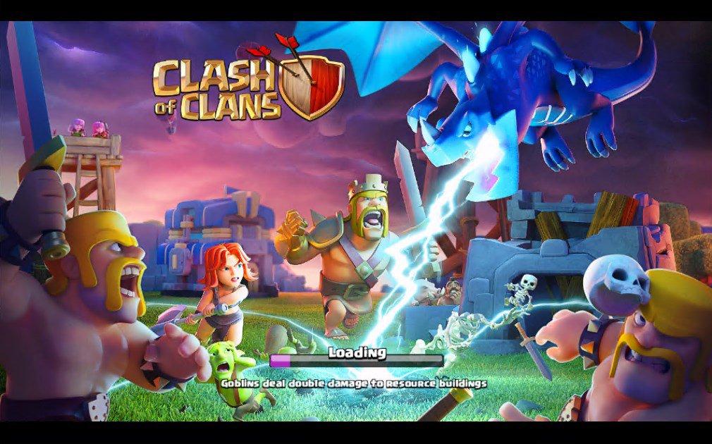 Télécharger Clash of Clans Sur PC