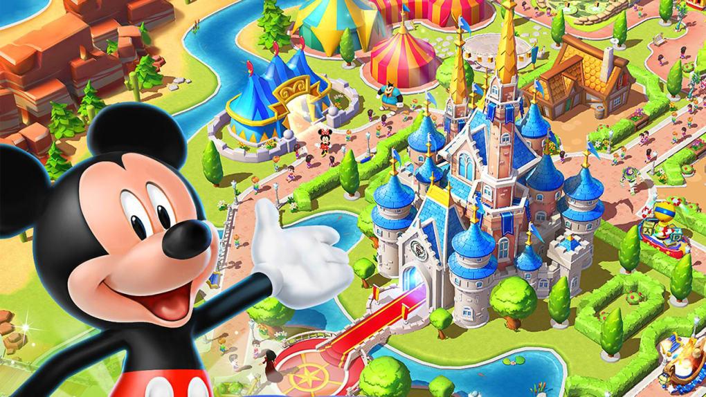 Télécharger Disney Magic Kingdoms PC
